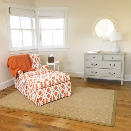 Brant Point, Nantucket Nantucket vacation rental - 1st floor queen bedroom sitting area