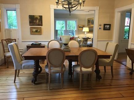 Nantucket town Nantucket vacation rental - Dinning Room