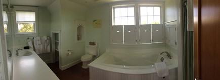 Surfside Nantucket vacation rental - Master bathroom