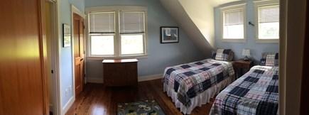 Surfside Nantucket vacation rental - Twin bedroom