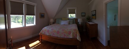 Surfside Nantucket vacation rental - Master bedroom with king bed