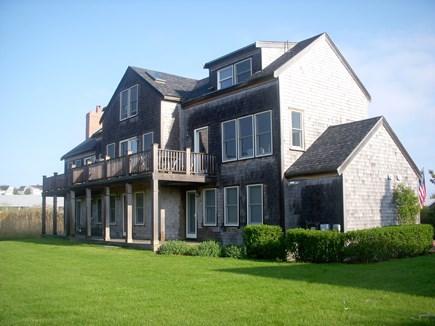 Brant Point Nantucket vacation rental - Spacious Back Yard