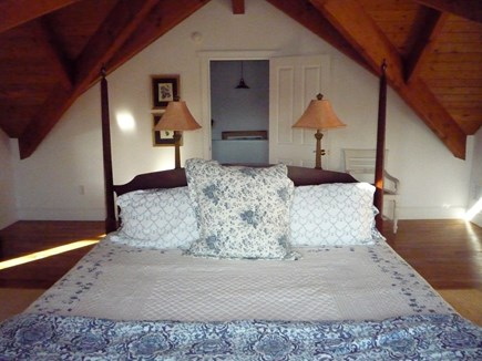 Brant Point Nantucket vacation rental - 3rd Floor King Bedroom Suite