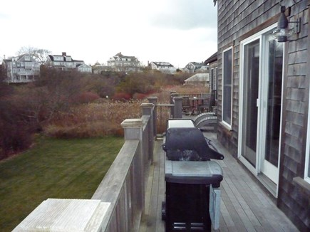 Brant Point Nantucket vacation rental - 2nd Floor Deck