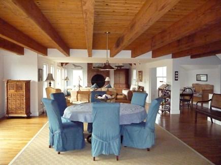 Brant Point Nantucket vacation rental - Dining room