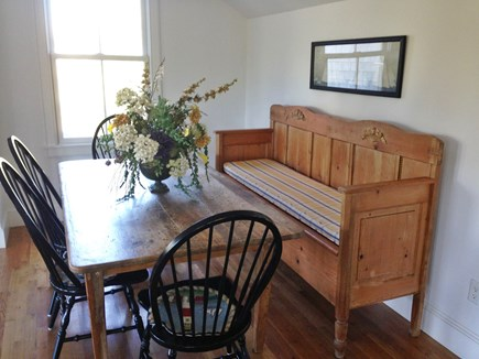 Brant Point Nantucket vacation rental - Extra dining table
