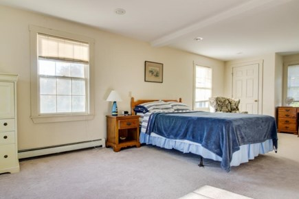 Nantucket town Nantucket vacation rental - The master suite is spacious, offering a writing desk & queen bed