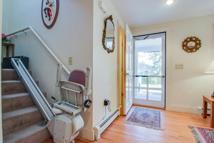 Nantucket town Nantucket vacation rental - Stairs with lift for limited mobility access