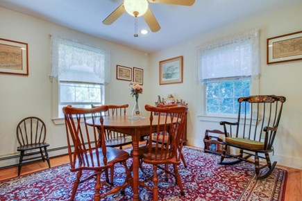 Nantucket town Nantucket vacation rental - Enjoy eating meals in the dining room with seating for 4