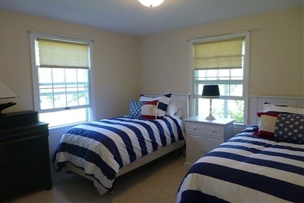 Dionis Nantucket vacation rental - Guest Bedroom with two twin beds