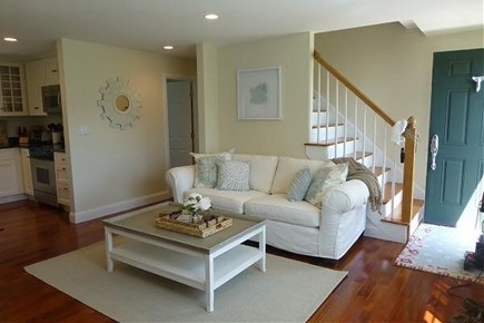 Dionis Nantucket vacation rental - 1st Floor is open concept; bright and beachy decor