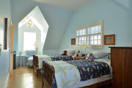 Madaket, Cliff Nantucket vacation rental - Upstairs bedroom