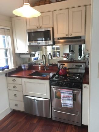 Nantucket town Nantucket vacation rental - Cute little kitchen.