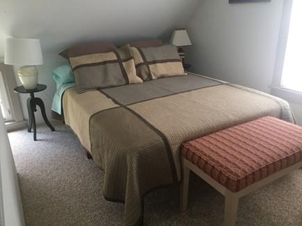 Nantucket town, Nantucket Nantucket vacation rental - 2nd floor bedroom with double bed