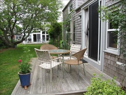 Nantucket town, Nantucket Nantucket vacation rental - Decks