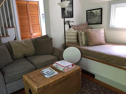 Nantucket town, Nantucket Nantucket vacation rental - Living room area