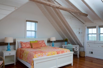 Madaket Nantucket vacation rental - Master bedroom with king size bed