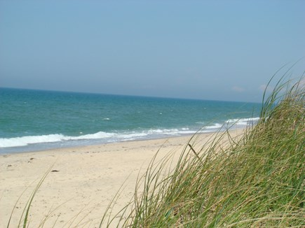 Madaket Nantucket vacation rental - Beautiful Sheep Pond Beach just steps away