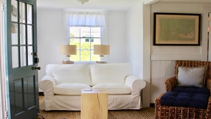 Siasconset Nantucket vacation rental - Living Room