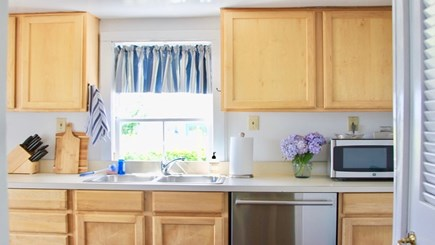 Siasconset Nantucket vacation rental - Kitchen View 2