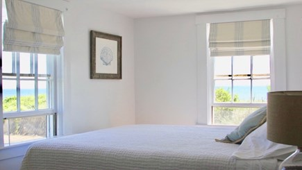 Siasconset Nantucket vacation rental - Bedroom 1 with Queen Bed