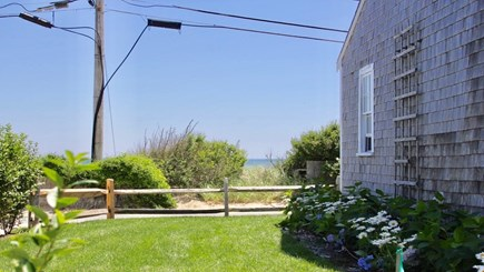 Siasconset Nantucket vacation rental - View to 'Sconset Beach and Ocean
