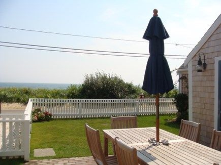 Siasconset Nantucket vacation rental - Spectacular Beach & Ocean Views from Patio