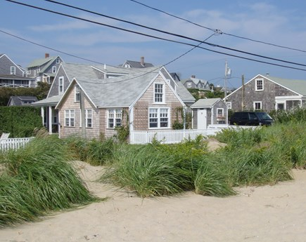Siasconset Nantucket vacation rental - Cottage View from 'Sconset Beach