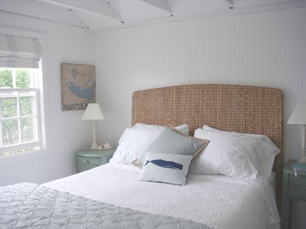 Siasconset Nantucket vacation rental - Master Bedroom with queen bed