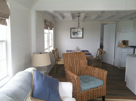 Siasconset Nantucket vacation rental - Open Concept Living/Dining/Kitchen