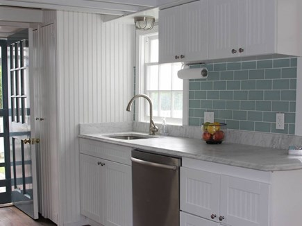 Siasconset Nantucket vacation rental - Kitchen View 1