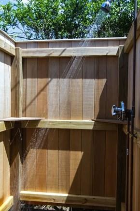 Nantucket town, Nantucket Nantucket vacation rental - Outdoor shower