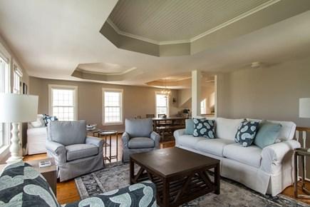 Nantucket town, Nantucket Nantucket vacation rental - The open plan living room