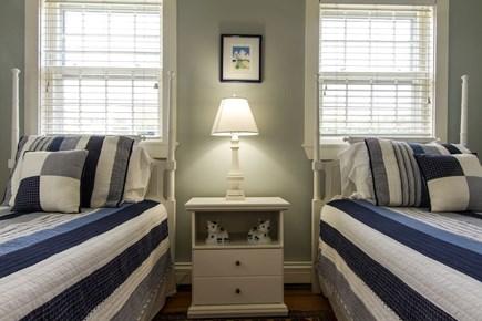 Nantucket town, Nantucket Nantucket vacation rental - Twin guest room