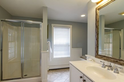 Nantucket town, Nantucket Nantucket vacation rental - The master bath with soaking tub