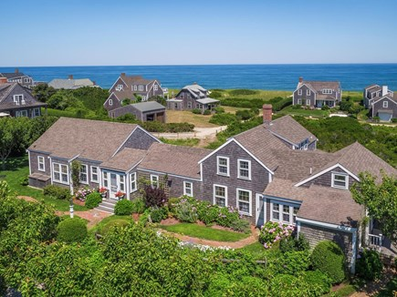Quidnet Nantucket vacation rental - Areal view of the Beachmont