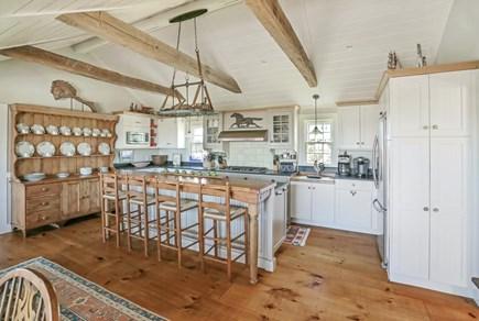 Quidnet Nantucket vacation rental - Kitchen