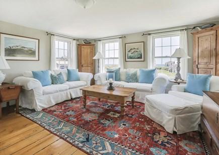 Quidnet Nantucket vacation rental - Family Room