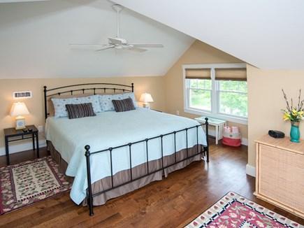 Madaket, Nantucket Nantucket vacation rental - Master Bedroom with access to second floor deck.