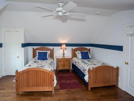 Madaket, Nantucket Nantucket vacation rental - Twin bedroom on second floor.