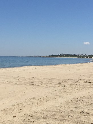 Madaket, Nantucket Nantucket vacation rental - Madaket Harbor Beach - less than 1/2 mile away.