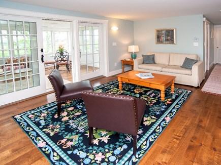 Madaket, Nantucket Nantucket vacation rental - Family room off of kitchen.