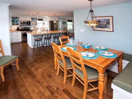 Madaket, Nantucket Nantucket vacation rental - Dining area and kitchen.