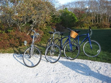 Tom Nevers Nantucket vacation rental - Bicycle fleet for your use
