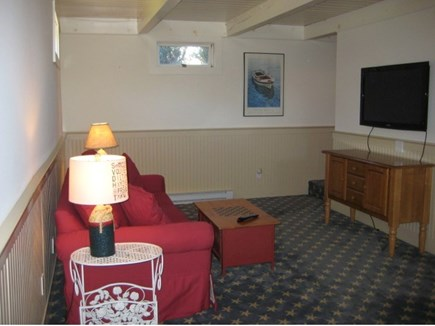 Tom Nevers Nantucket vacation rental - Finished basement with cable TV
