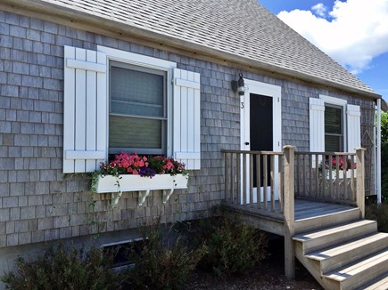 Tom Nevers Nantucket vacation rental - Nantucket Saltbox; Upside-down style; Ocean views Air-conditioned