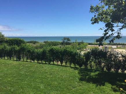 Siasconset, Nantucket Nantucket vacation rental - Back Yard view