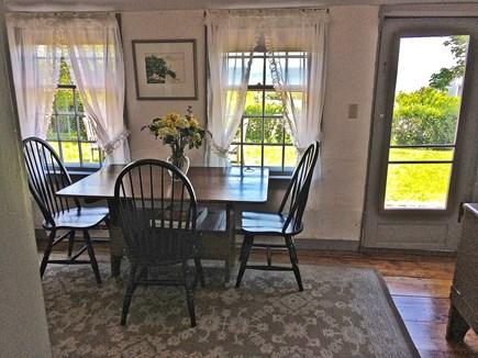 Siasconset, Nantucket Nantucket vacation rental - Dining Room with Water Views