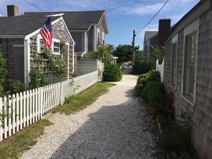 Siasconset, Nantucket Nantucket vacation rental - Fred's Shed looking towards 'Sconset footbridge