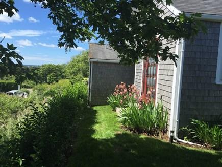 Siasconset, Nantucket Nantucket vacation rental - Fred's Shed back yard